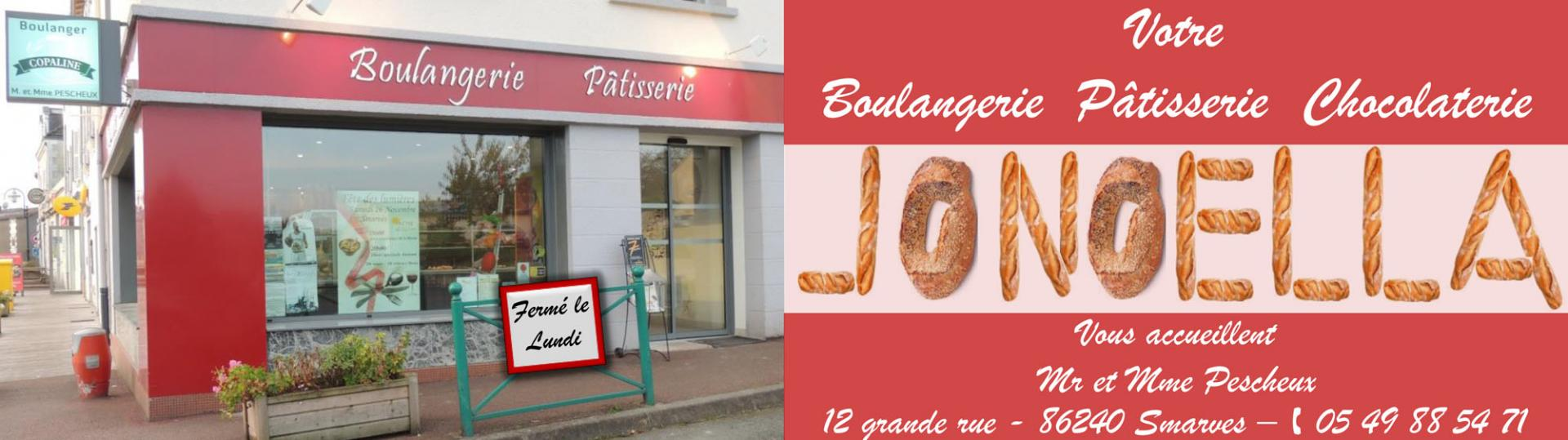 Pub tir boulangerie